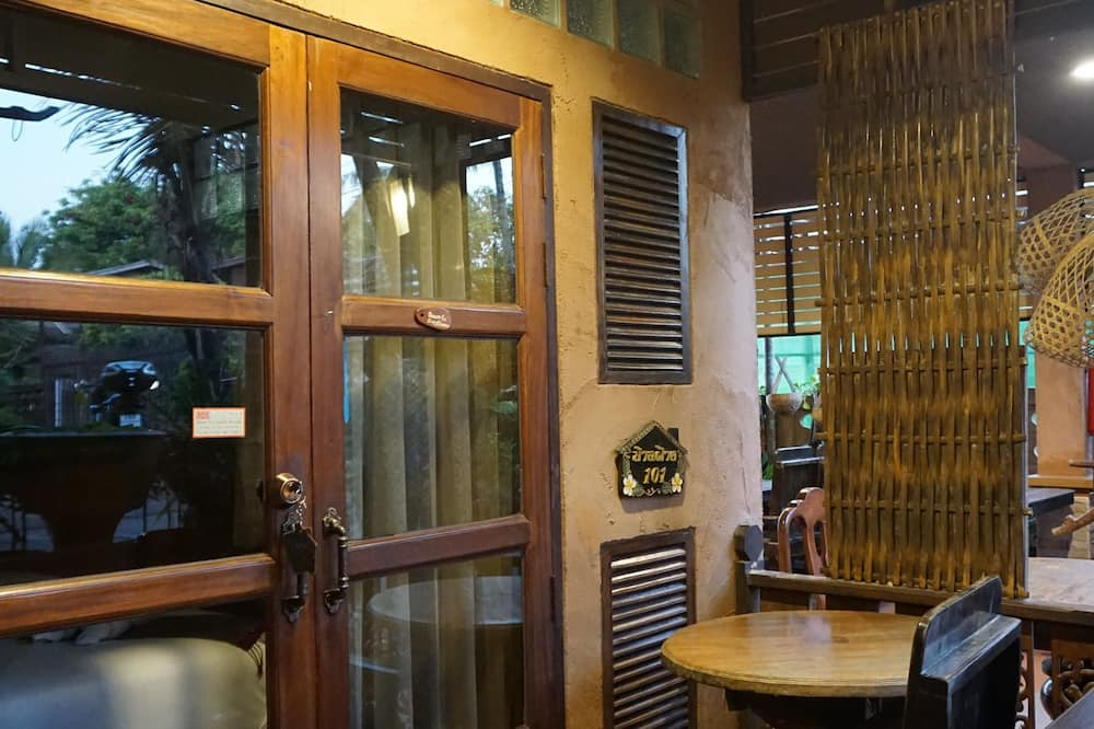 Double Room with Air Condition - Balkon