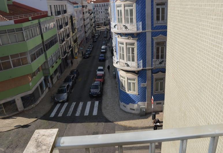Lx Center Guesthouse, Lizbona, Z zewnątrz