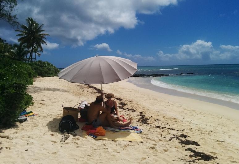 Le Mandala Moris B&B Guesthouse, Grand-Baie, Playa