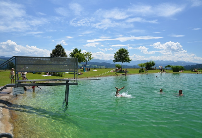 Hotel Edita, Scheidegg, Kolam Renang Alam