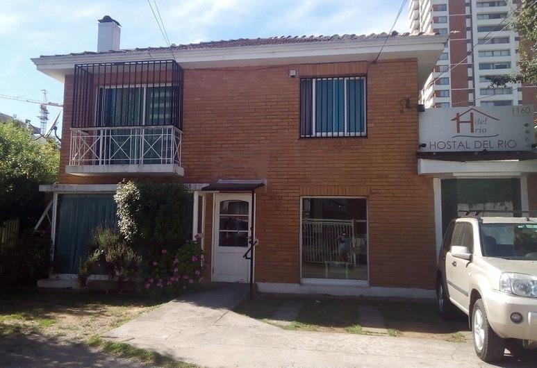 Hostal Del Rio, Concepción, Hotellets facade