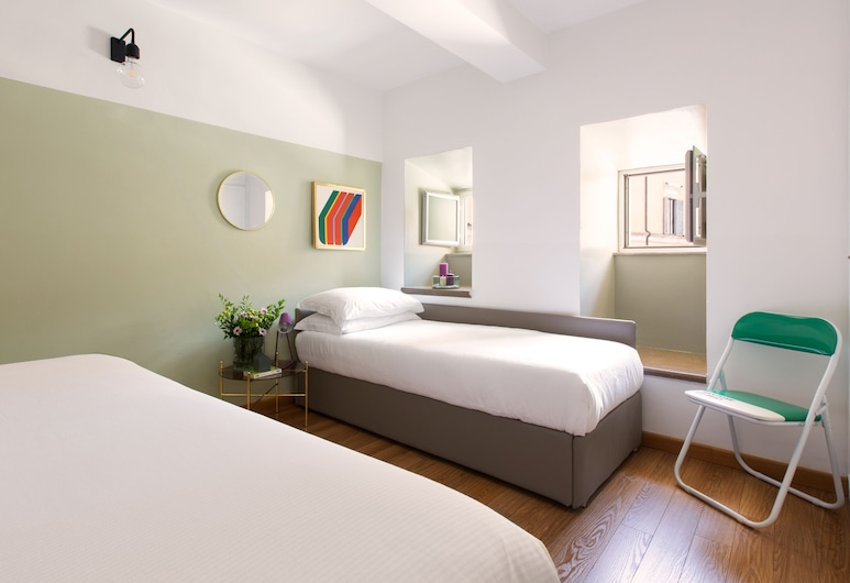 羅馬住宿酒店 - 法爾內塞, 羅馬, 公寓, 1 間臥室, 非吸煙房, 城市景, 客房