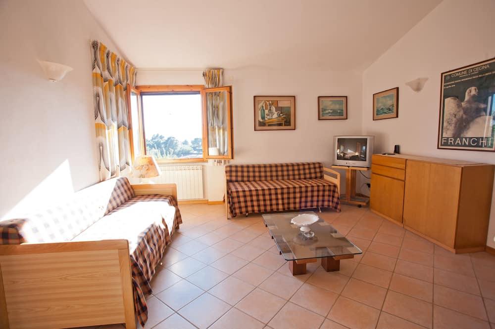 Apartmán (Trilo) - Obývacie priestory