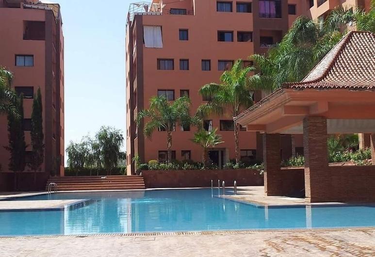 巴比倫飯店, 馬拉喀什