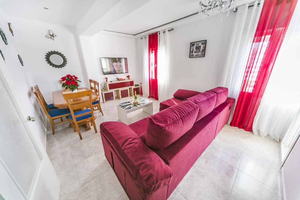 Apartment, 2 Bedrooms, Terrace, Bay View - Bilik Rehat