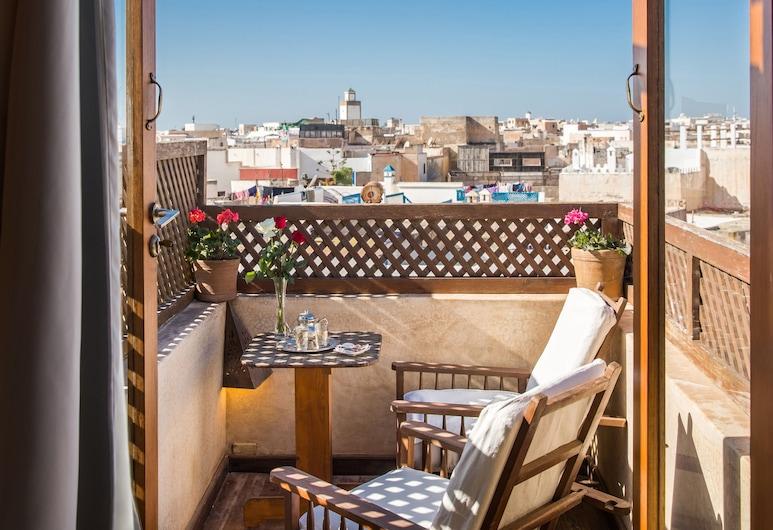 Riad Chbanate, Essaouira, Panoramic sviit, Terrass