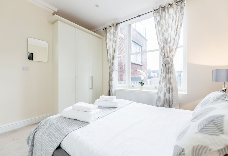 Spectacular Strand Two Bed Apartment, London, Comfort Apartment, 2 Bedrooms, City View, Room