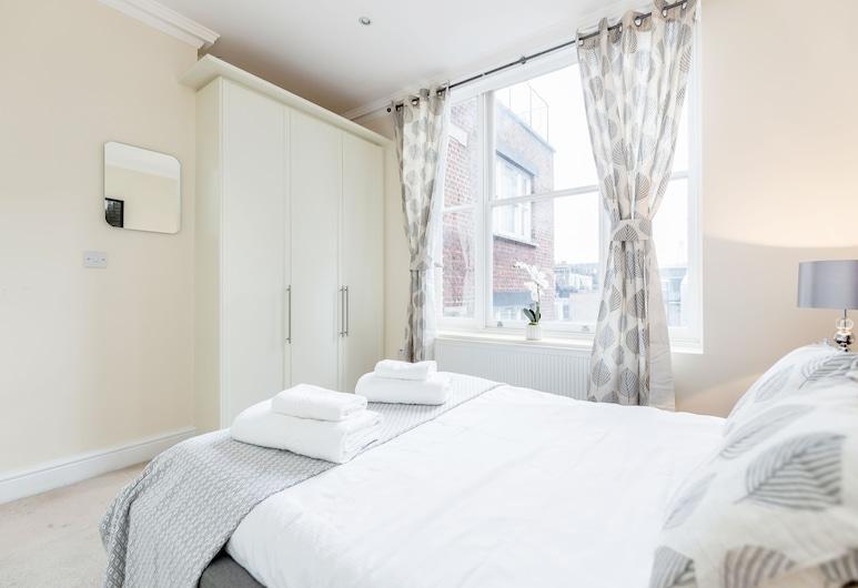 Spectacular Strand Two Bed Apartment, Lontoo, Comfort-huoneisto, 2 makuuhuonetta, Kaupunkinäköala, Huone