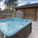 Chalet, 1 Bedroom, Hot Tub - Tab Spa Terbuka