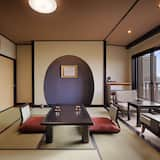 Tradicionális szoba, közös fürdőszoba (Japanese Style, for 5 Guests, 2F) - Vendégszoba