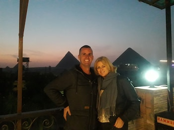 Bild vom Three Giza Pyramids INN  in Giza
