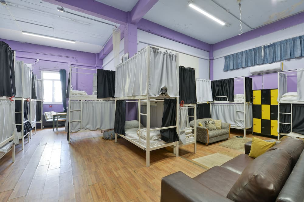 Shared Dormitory - Guest Room