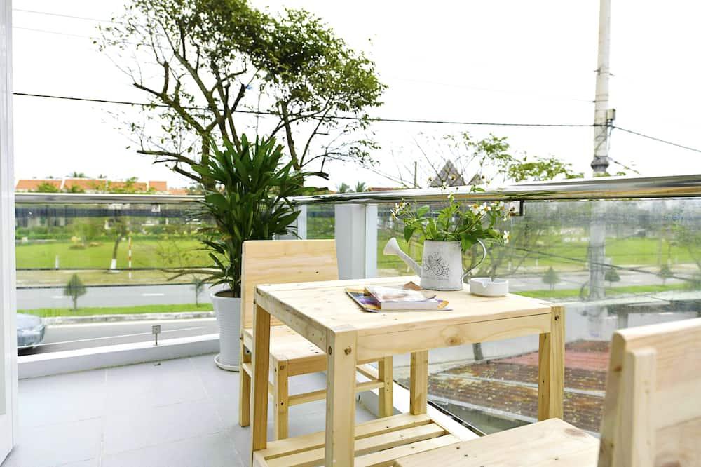 Deluxe-Zweibettzimmer, Balkon - Balkon