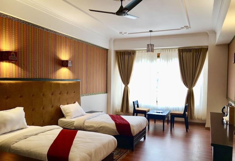 Hotel Migmar, Thimphu, Camera Deluxe con letto matrimoniale o 2 letti singoli, Camera