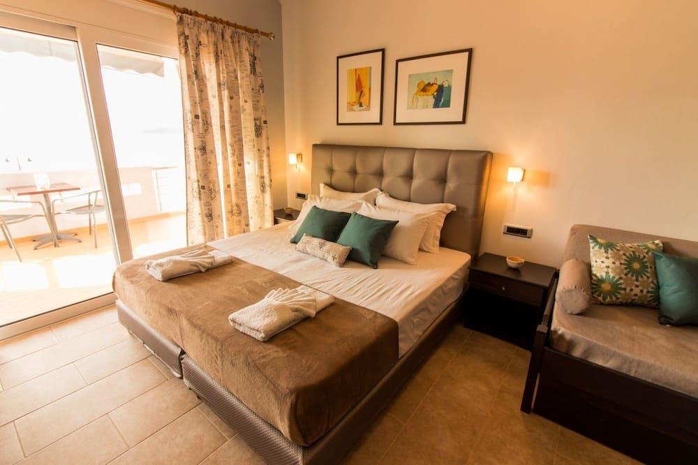 Апартаменты «Комфорт», 1 спальня, вид на пляж, с видом на воду - Главное изображение