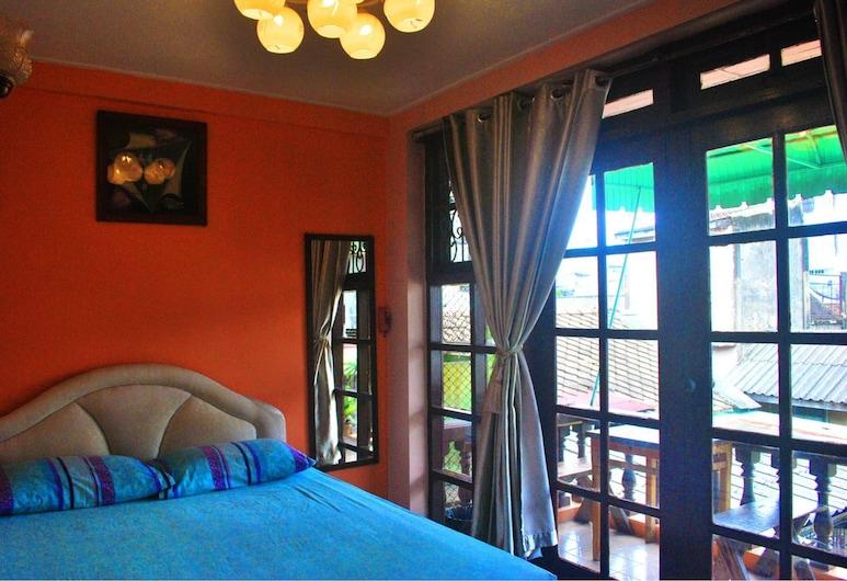 Pailin Guest House, Bangkok, Standard Double Room with Private Bathroom , Hosťovská izba