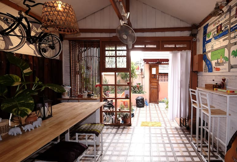 Pailin Guest House, Bangkok, Lobby