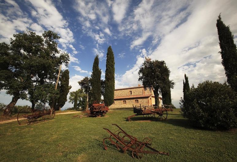 Agriturismo Belvedere Pierini e Brugi, Campagnatico, Enceinte de l'établissement