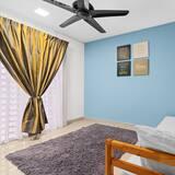 Dom, 6 sypialni - Powierzchnia mieszkalna