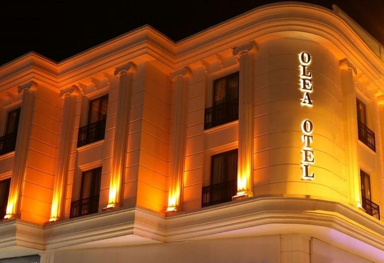 Olea Hotel, Kilis, Pohľad na hotel – večer/v noci