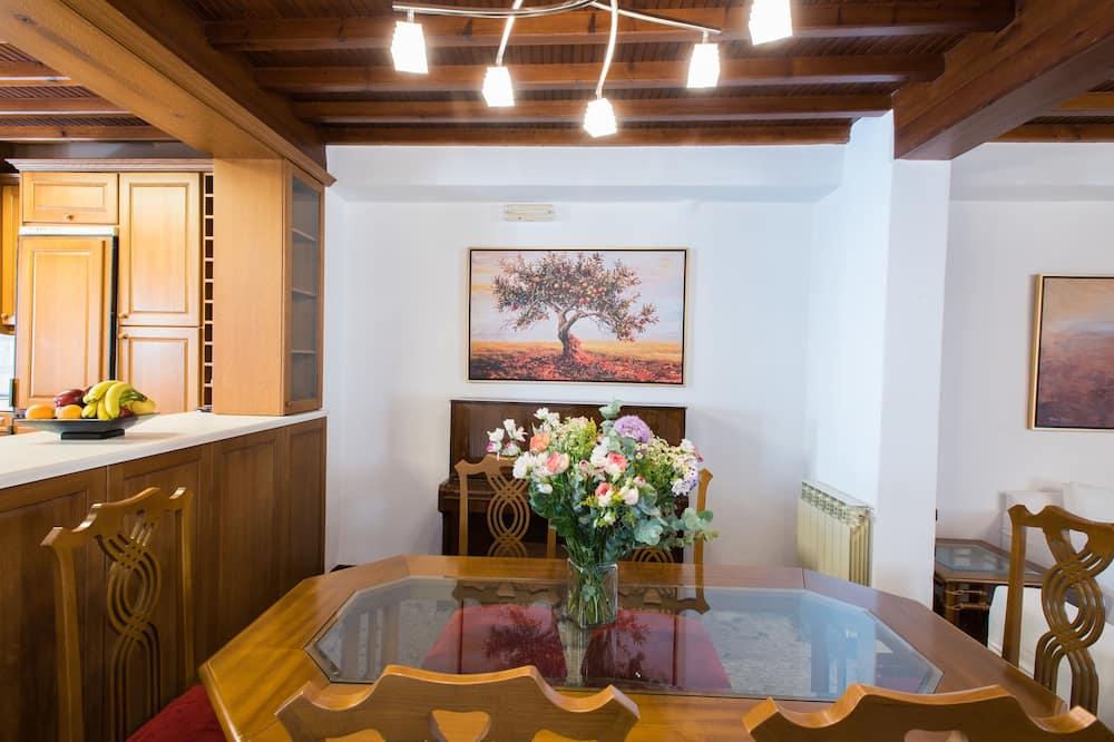 Casa Tradizionale, 3 camere da letto (Luxury) - Area soggiorno
