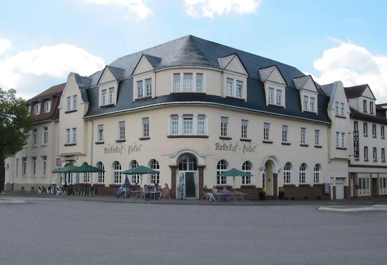 Bahnhof-Hotel Saarlouis, Saarlouis, Pohľad na hotel