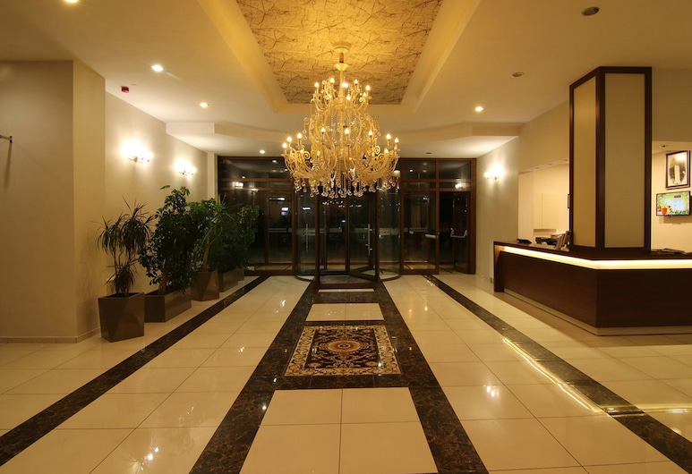 Royal Bilgic Hotel, Kirklareli, Lobby