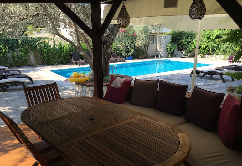 Nar Suites, Fethiye, Teras/Veranda