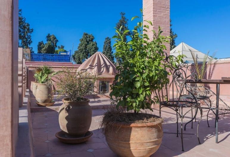 Riad Sidi Omar, Marakeš, Terasa/trijem