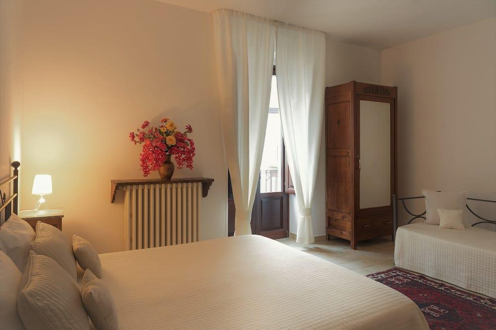 Apartamento clásico, 2 habitaciones - Balcón