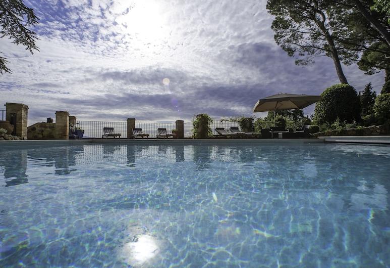 Argiano Dimore, Montalcino, Açık Yüzme Havuzu