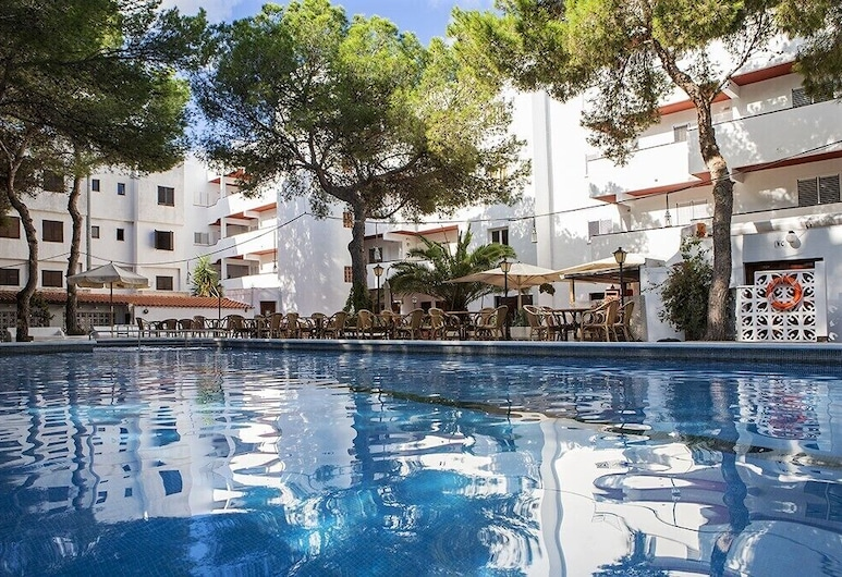 Apartamentos Es Pujols, Formentera, Bar Junto à Piscina