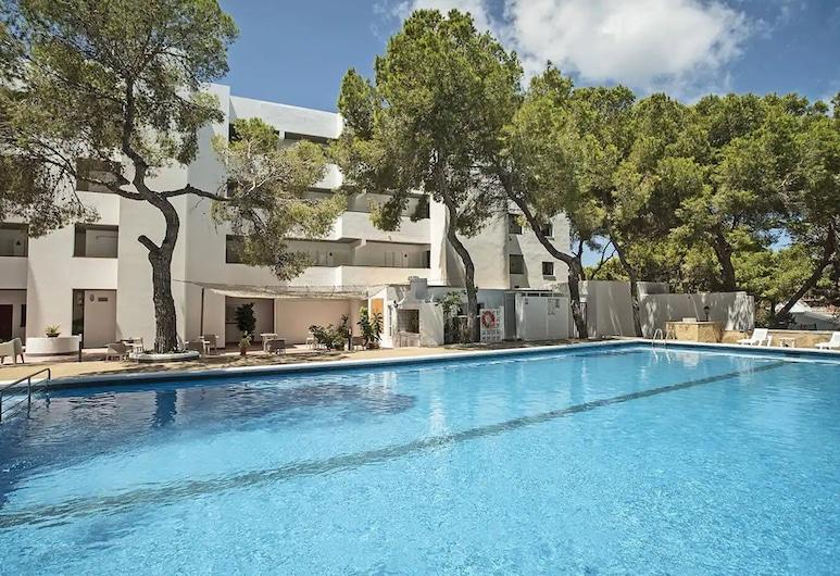 Apartamentos Es Pujols, Formentera, Buitenkant