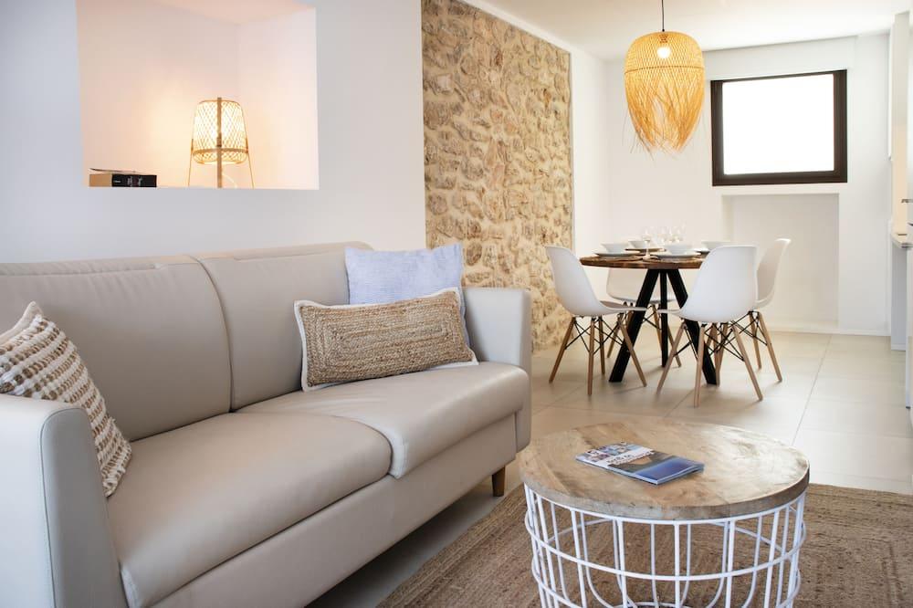 Studio (3 people) - Living Room