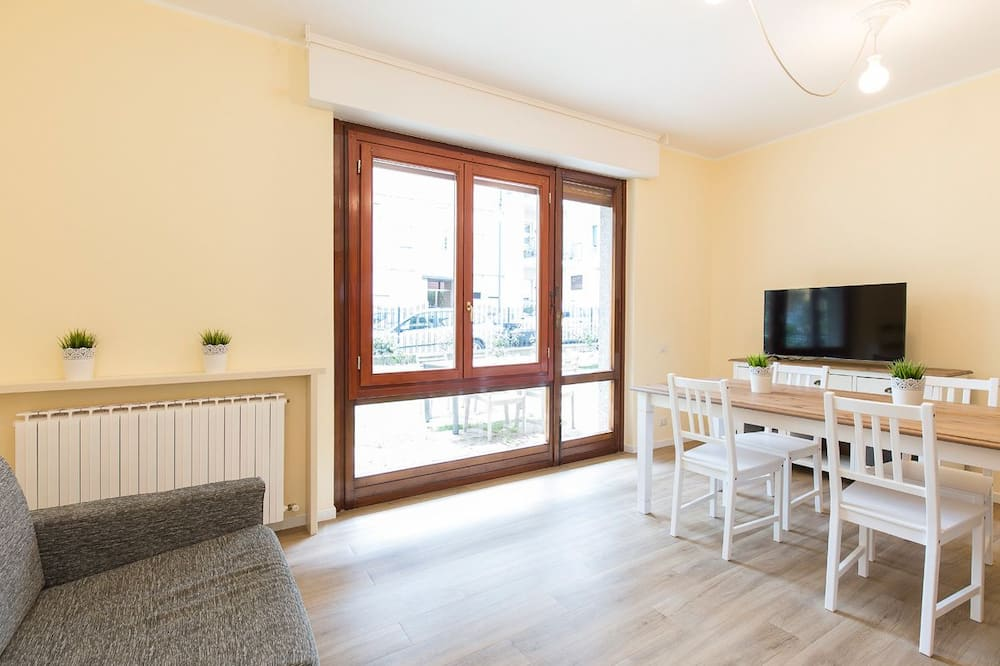 公寓, 2 間臥房 - 客廳