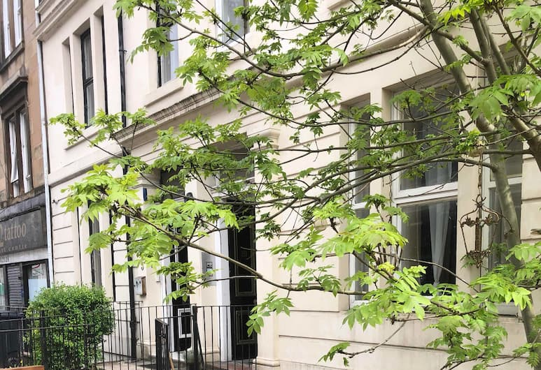 Bank Street Guest House, Glasgow, Terrace/Patio