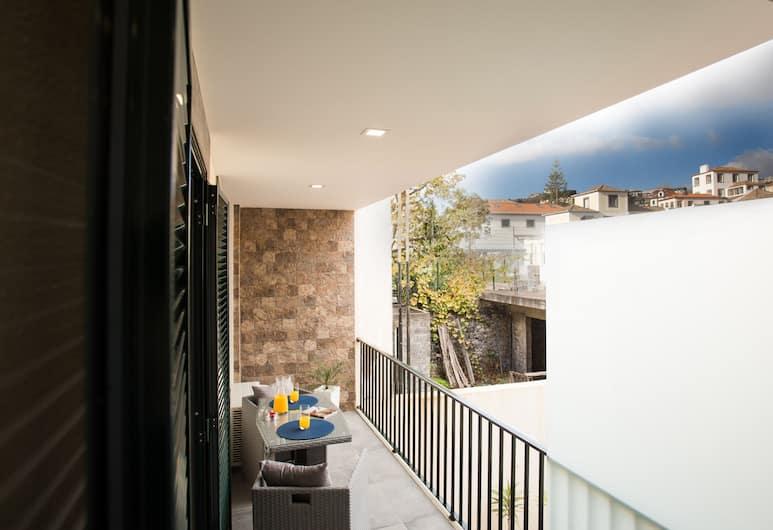 MHM 天使珍珠飯店, 芳夏爾, 豪華公寓, 1 間臥室, 露台