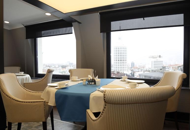 The Mara Palace, Ankara, Restoran
