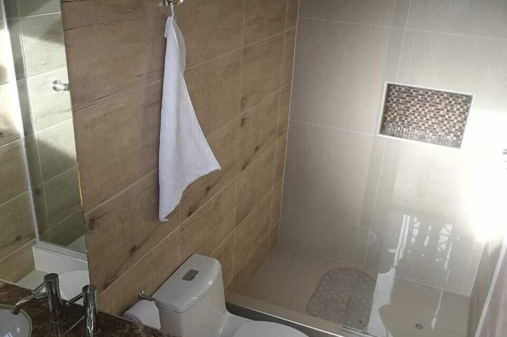三人房, 3 張單人床, 私人浴室 - 浴室