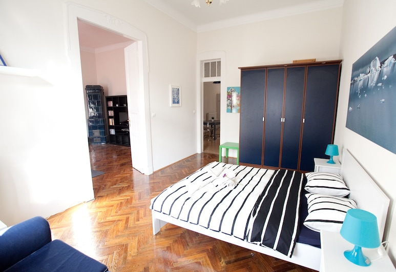 Budapest Easy Flat - Wesselenyi Apartment, Βουδαπέστη, Executive Διαμέρισμα, Δωμάτιο