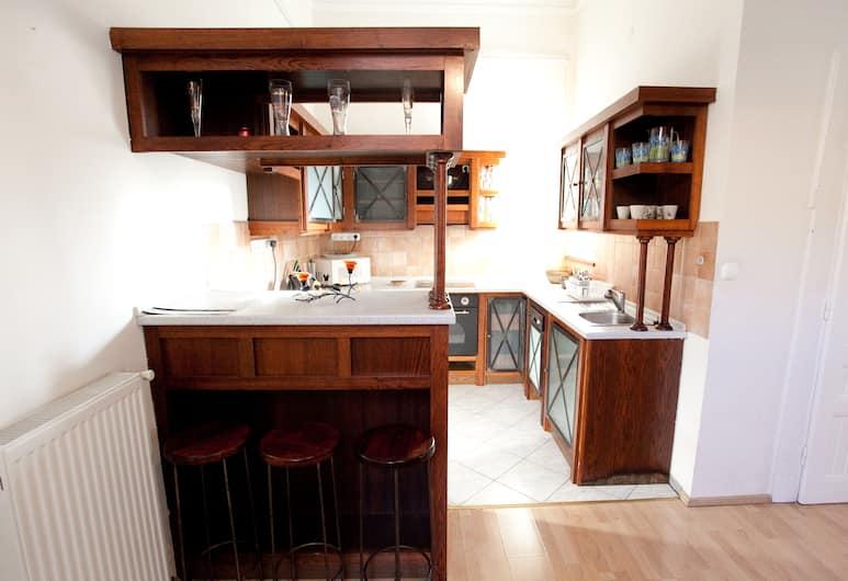 Budapest Easy Flat - Wesselenyi Apartment, Budapeszt, Apartament typu Executive, Prywatna kuchnia