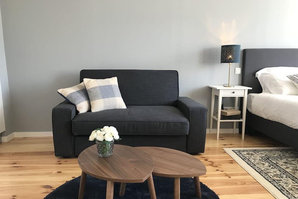 Štúdio typu Deluxe (1) - Obývacie priestory
