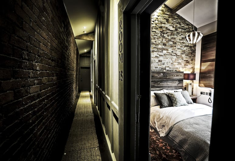 The Cow Hollow Hotel, Manchester, Guest Room