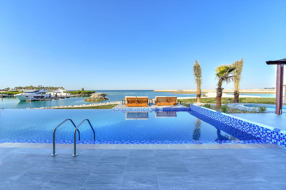 Villa Royal, 4 camere da letto, fronte mare - Esterni