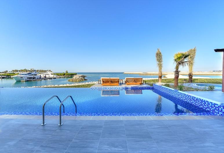 Jumeirah Royal Saray Bahrain, Manama, Villa Royal, 4 habitaciones, con vista al mar, Exterior