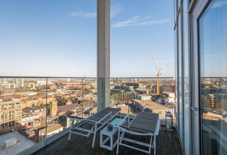 Stylish Wandsworth Penthouse, London, Terrasse/Patio