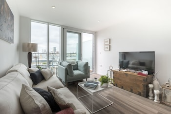 Picture of Trendy Home in Wandsworth in London