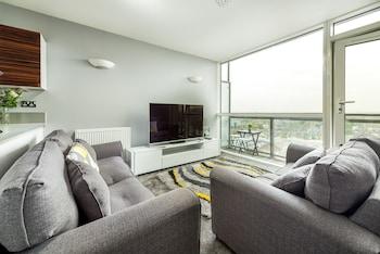 Bilde av Modern home in Wandsworth i London