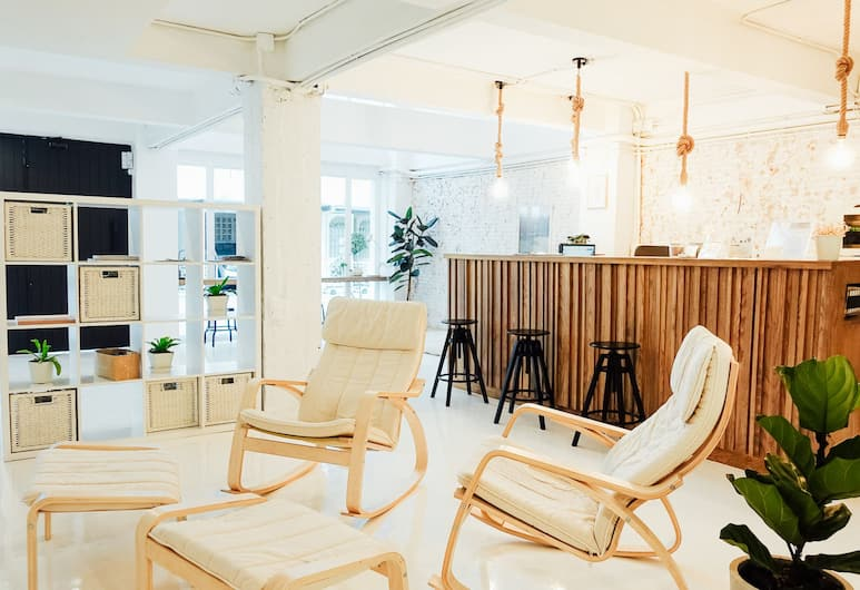 Varmtel, Bangkok, Lounge i lobby
