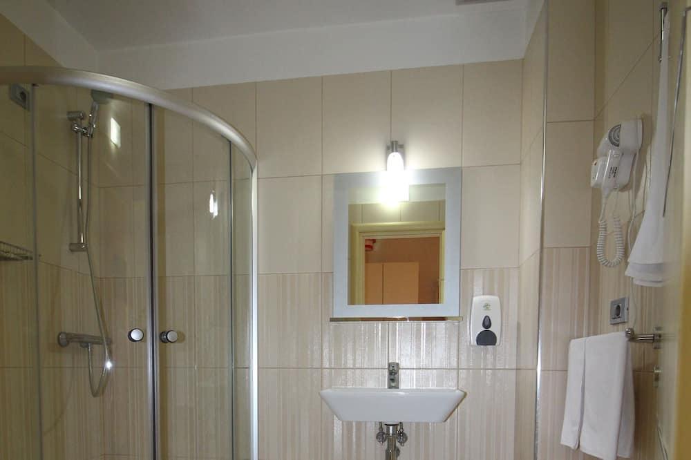 ห้องคอมฟอร์ทดับเบิลสำหรับพักเดี่ยว - ห้องน้ำ